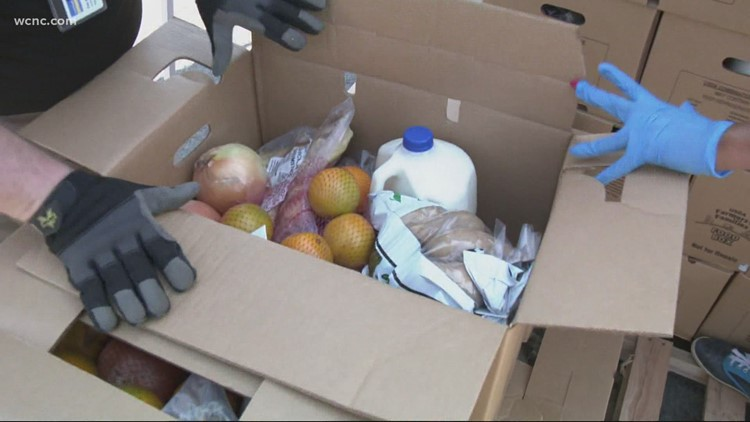 Union County ramps up efforts to keep people fed during the pandemic
