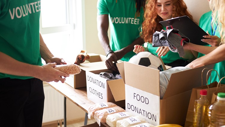 Charlotte tech company uses 'talent and time' to volunteer with nonprofits and improve community