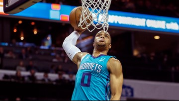 Walker, Bridges lead Hornets past Timberwolves 113-106