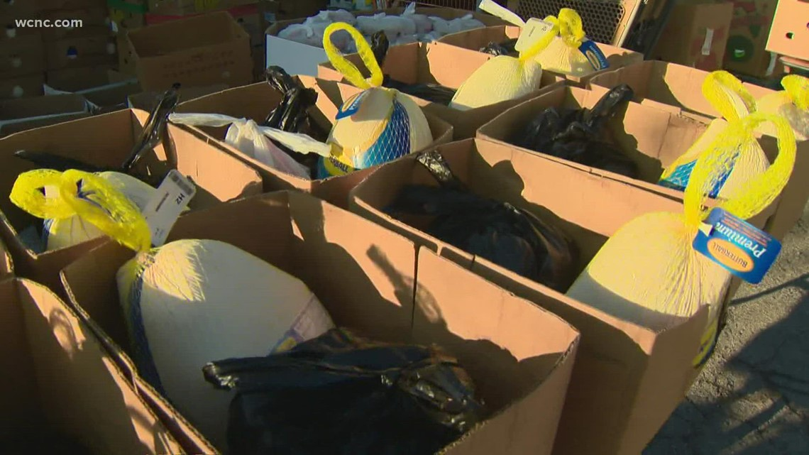 Local organizations looking to donate 20,000 meals this holiday season