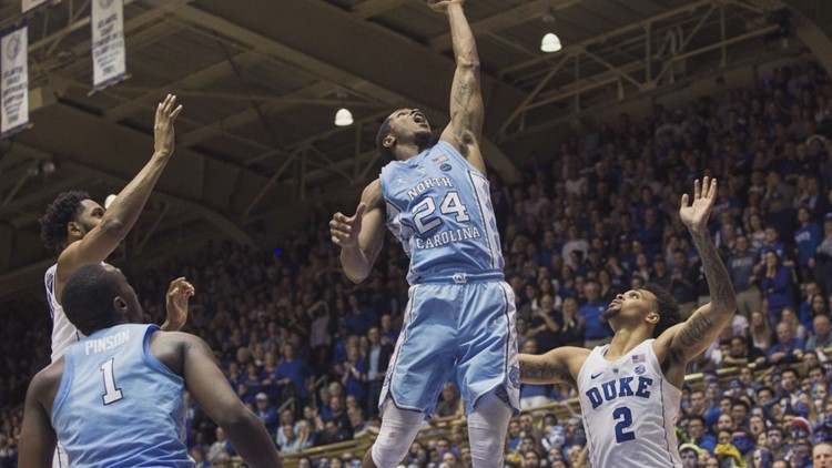 Here's how much a ticket to see Duke vs North Carolina will cost