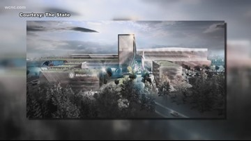 South Carolina eager to break ground on Panthers' headquarters