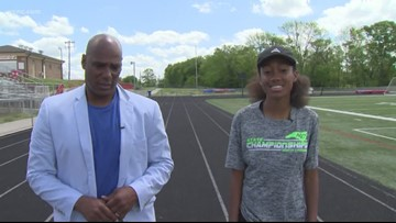 Student-Athlete of the Week: Eve English