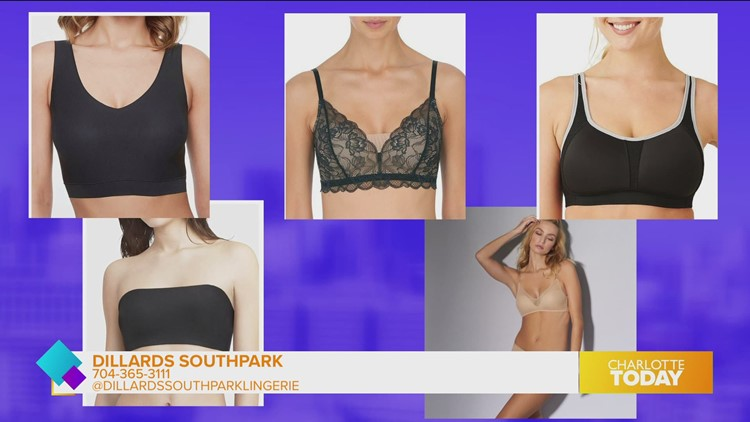 Virtual bra fittings for a good cause