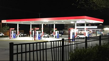 7-Eleven manager shot during attempted robbery; returns fire and injures suspect, CMPD says