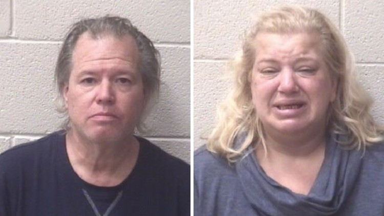 NC couple charged 30 years after infant's remains found in trash can on Outer Banks