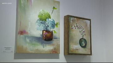 Scammers posing as potential art buyers