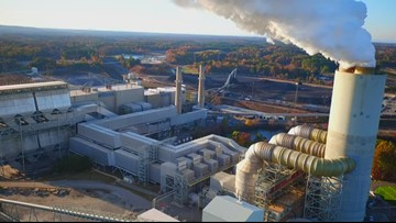 Coal ash talks over its possible link to cancer