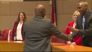 Mecklenburg County commissioners pass resolution supporting immigrants, Sheriff McFadden