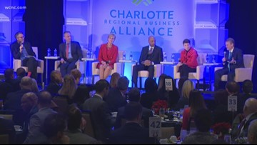 Charlotte Regional Business Alliance holds 2019 economic outlook conference