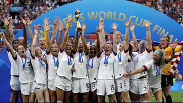 World Champion U.S Women's Soccer Team to play at Bank of America Stadium in fall