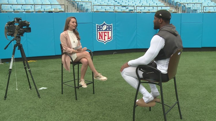 1-on-1 with Haason Reddick on his first season with the Panthers
