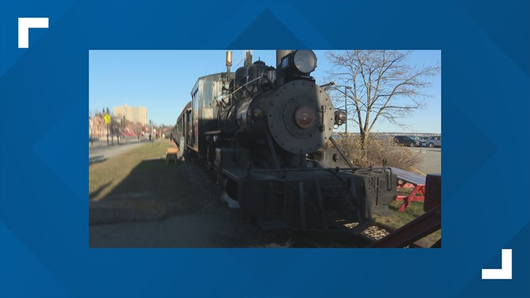 Polar Express ride brings joy to sick children