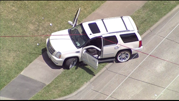 Suspect in possible road rage shooting released, Garland