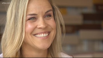 'It's a big, proud mom moment:' Mom of five donates uterus to anonymous woman