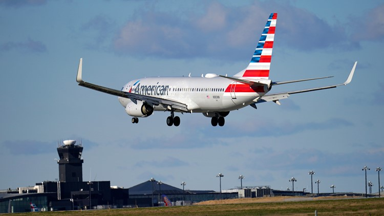 American Airlines reports a record loss of $8.9 billion in 2020