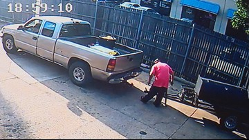 'We really, really need it back': BBQ restaurant looking for man who stole smoker