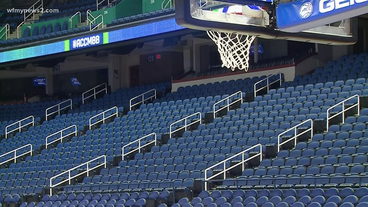 ACC to allow limited number of fans in stands at men's and women's basketball tournaments