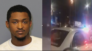 Man accused of taking ambulance from Greensboro hospital, leading police on chase