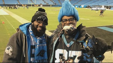 'Change is good' | Carolina Panthers superfan Catman Jr. talks Ron Rivera's departure, future of team