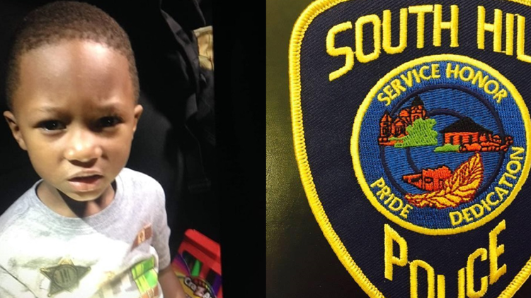 Police looking for parents of boy