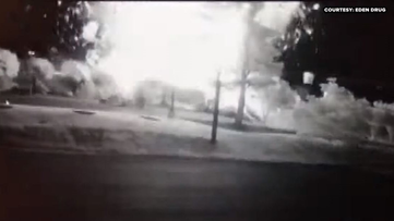 'The main thing is no one was injured'   See the moment an explosion obliterated a KFC in North Carolina