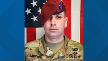 Fort Bragg soldier killed in Afghanistan; fourth U.S. service member killed in past 2 weeks