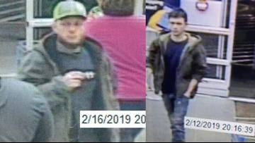 Razor blades found under shopping cart handles at Walmart, police in NC say