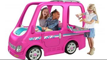 44,000 Fisher-Price Barbie Power Wheels Sold At Walmart Recalled
