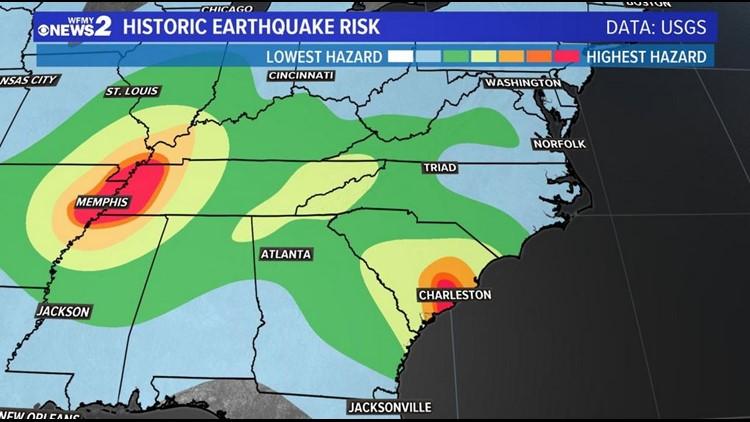 Historic Earthquake Risk