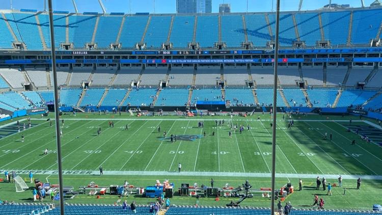 GAME DAY BLOG: Minnesota Vikings beat Carolina Panthers in overtime 34 to 28