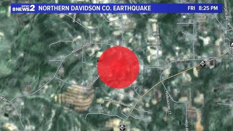 Northern Davidson Quake