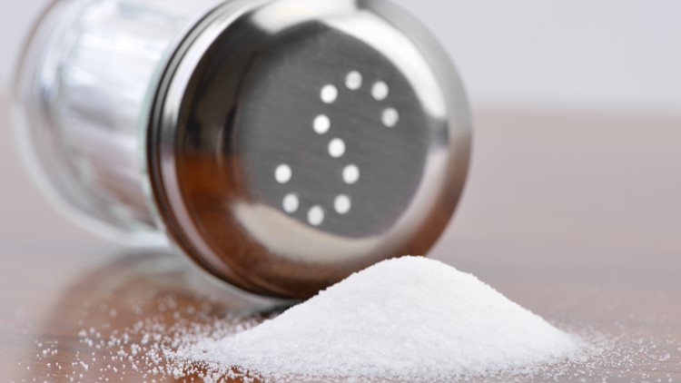FDA blames salt for 'growing epidemic' of health-related issues