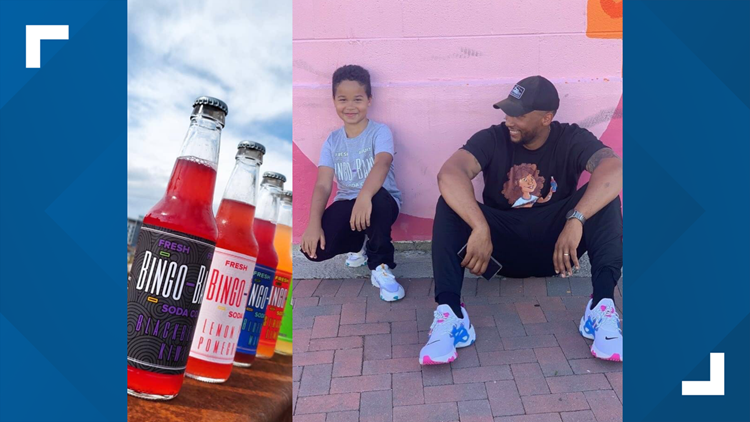'I'm so blessed': Winston-Salem native starts his very own soda company