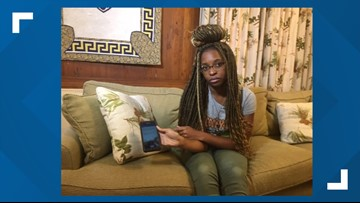 UNCG Student From Bahamas Agonizes For Family and Country