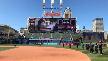 Cleveland Indians: 3-year-old struck by foul ball shows no signs of serious injury