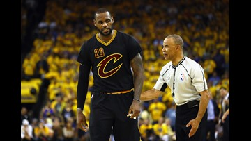 LeBron James tweets about officers murdered in Dallas shootings