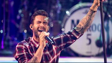 Maroon 5 bringing 2020 tour to PNC Music Pavilion with Meghan Trainor