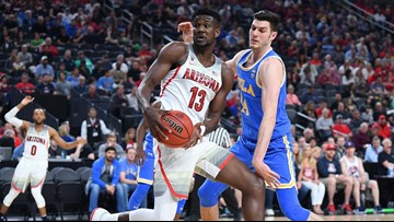 Big men go early, shooters go late in first round of 2018 NBA Draft