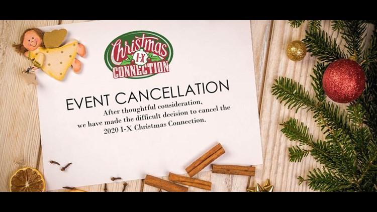 Charlotte Weather Christmas 2020 Coronavirus concerns cancel Cleveland I X Christmas Connection