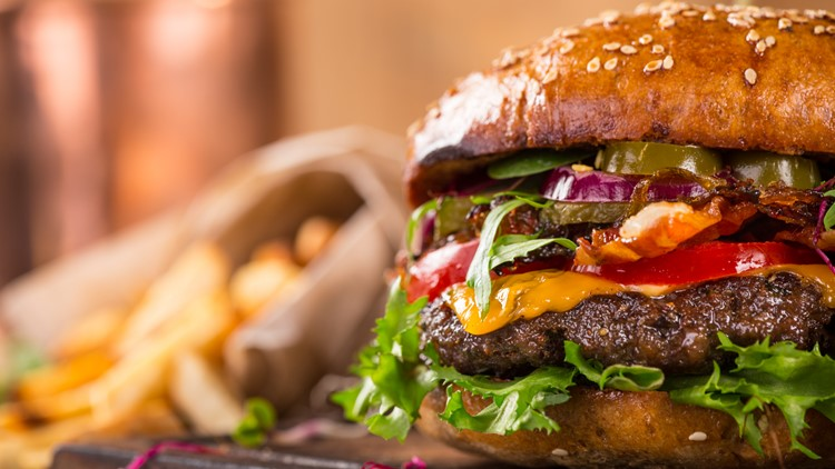 CLT Burger Week: Enjoy $6 specialty burgers at over 50 Charlotte restaurants