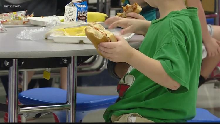 South Carolina schools face food supply chain disruptions