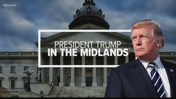 President Trump visits Columbia: Live Blog