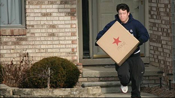 South Carolina deputies using decoy packages to catch package thieves