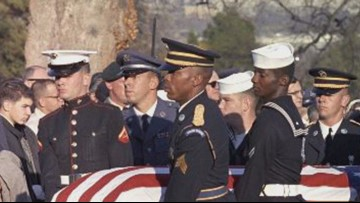 56 years later, pallbearer for President Kennedy's funeral reflects