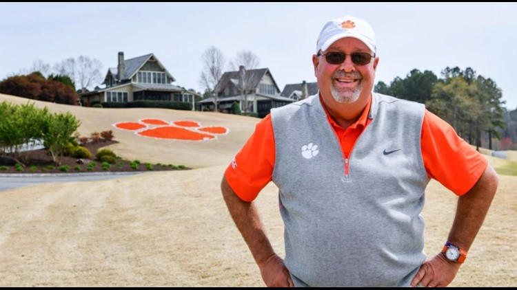 Larry Penley is named ACC Coach of the Year