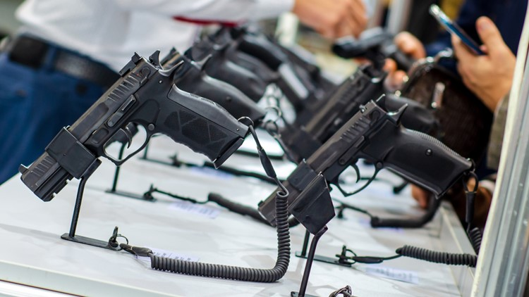 Open carry bill gets closer to becoming law in South Carolina