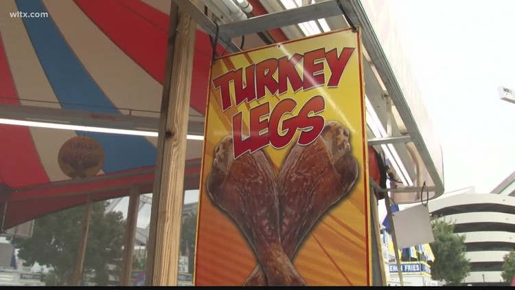 SC State Fair to hold drive-thru fair food event in April