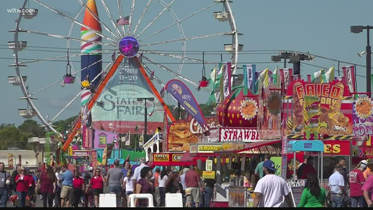 South Carolina State Fair unveils new tasty treats