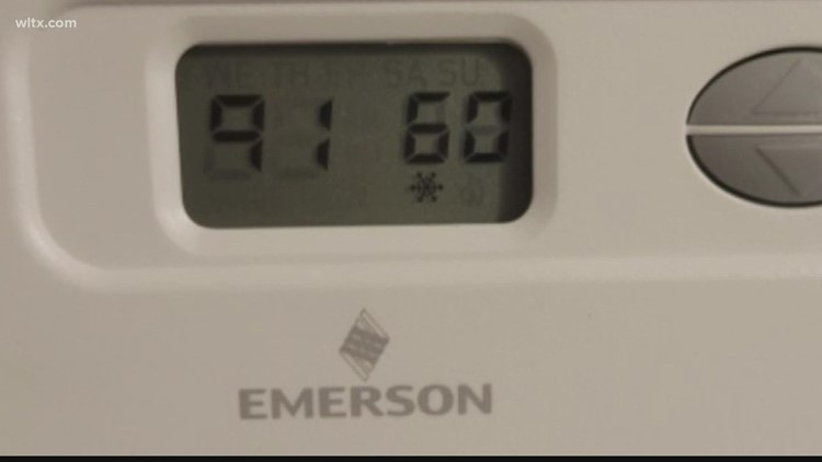 SC Renter's Rights when it comes to air conditioning